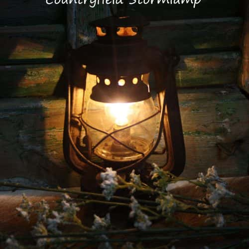 Countryfield Stormlamp