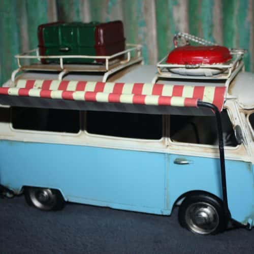 Decoratieve Auto Volkswagen Bus
