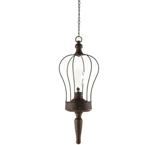 COUNTRYFIELD Hanglamp LED Kick roest