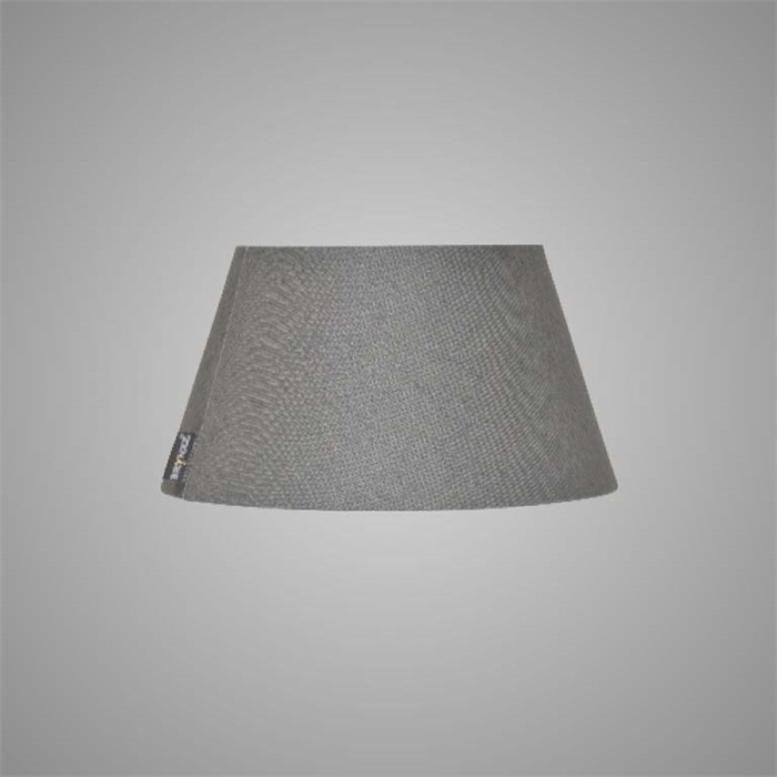 LAMPSHADE GREY 20X30X16